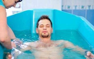 Можно ли при простатите принимать горячую ванну
