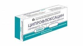 Ципрофлоксацин: формы выпуска, дозировка, аналоги