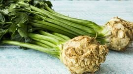 Сельдерей для потенции: блюда из корня и стеблей