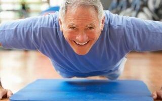 Гимнастика и физические упражнения для здоровья предстательной железы