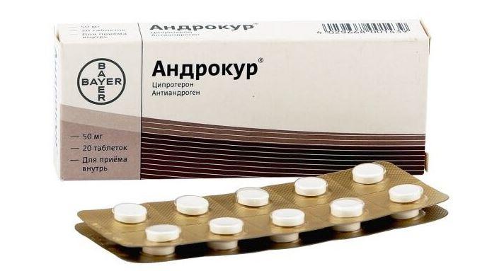 Андрокур: лекарственная форма, дозировка, отзывы и аналоги