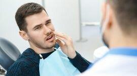 Воспаление десен – причина импотенции