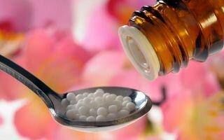 Гомеопатия при простатите у мужчин: список средств