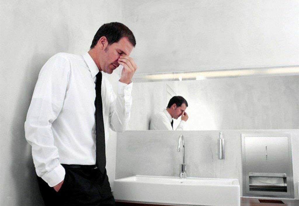 Затрудненное мочеиспускание у мужчин