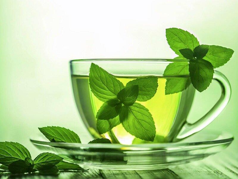 Чай из мяты для мужчин