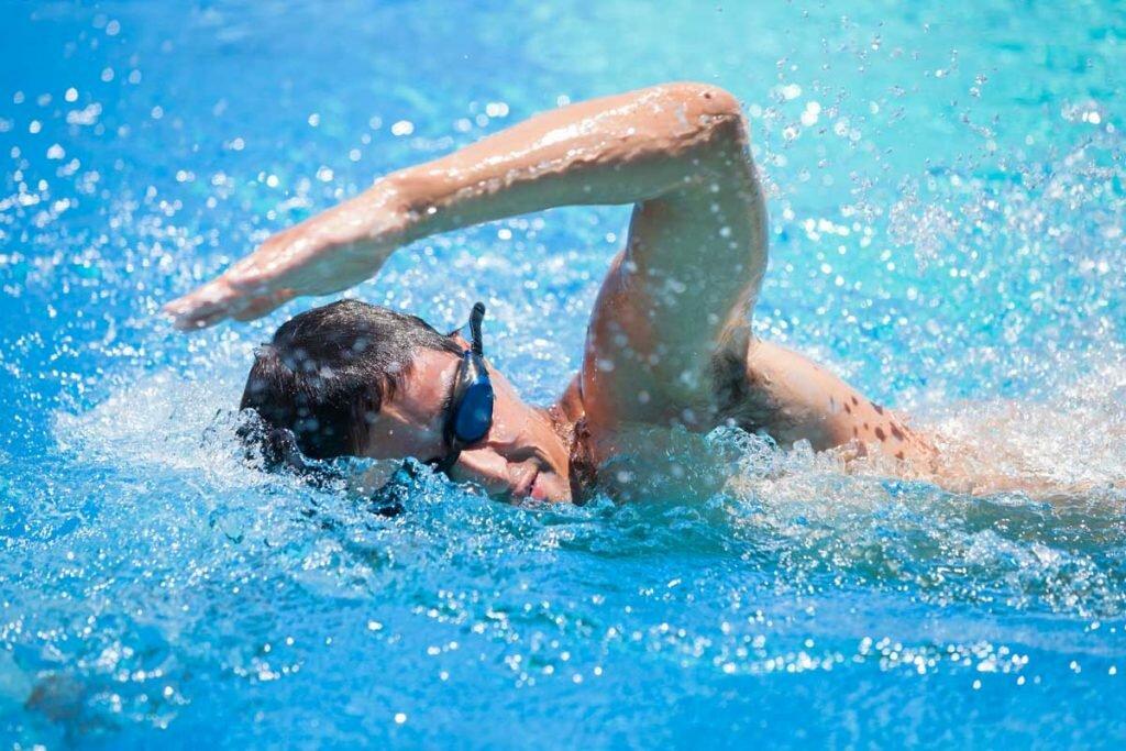 Простатит и плавание