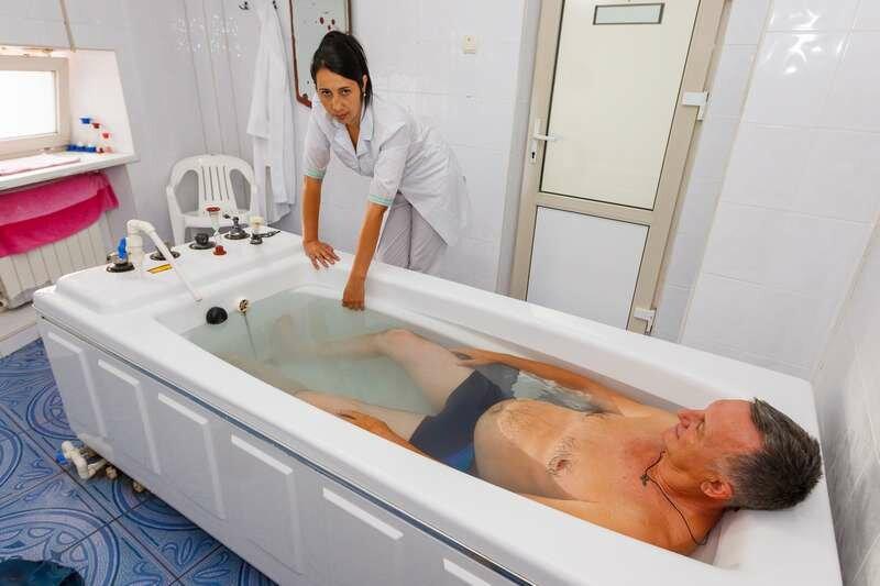 Сероводородная ванна при простатите