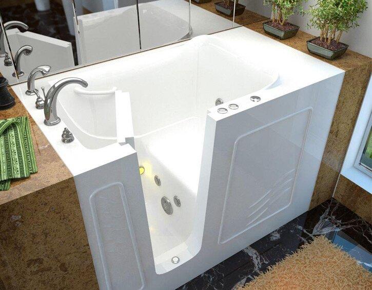 Сидячие теплые ванны при простатите