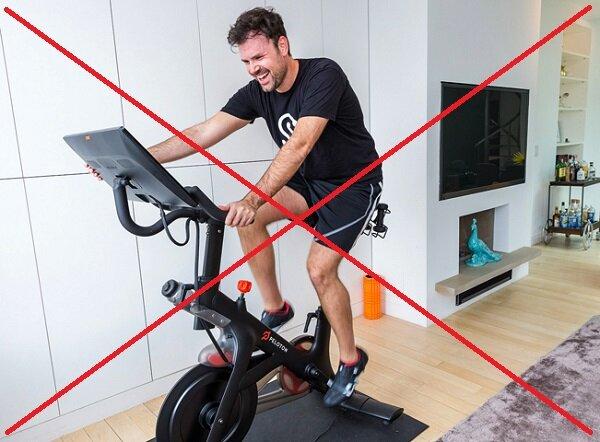 Велотренажер при простатите