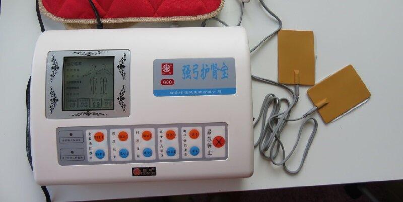 Акупунктурный прибор для простатита