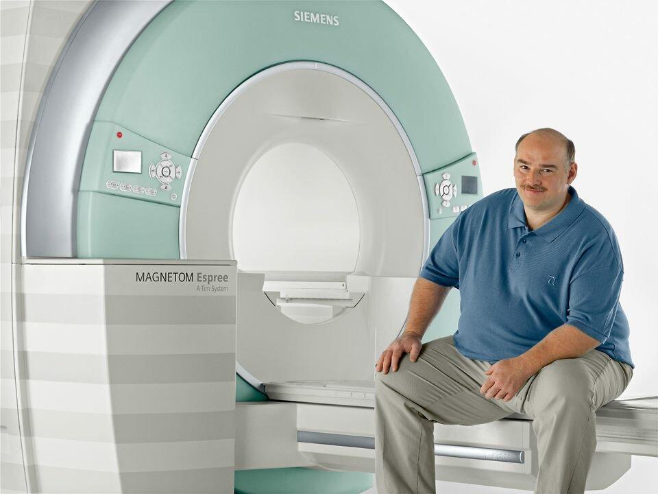 Диагностика через МРТ рака простаты