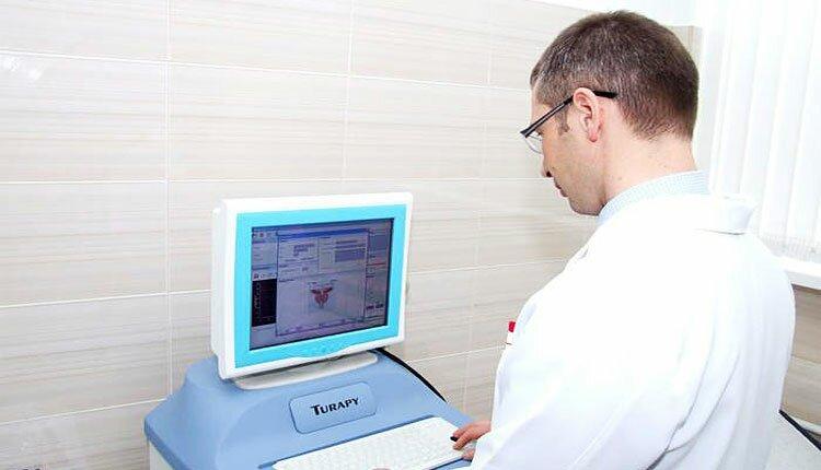 Прибор Термекс для лечения простатита