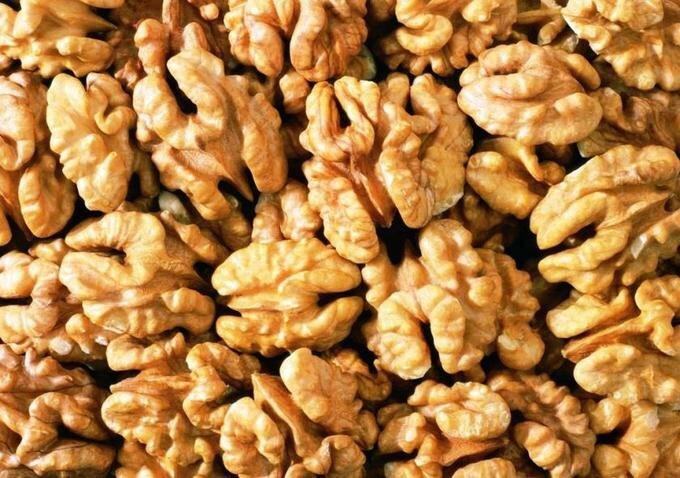 Семена тыквы с грецкими орехами при простатите