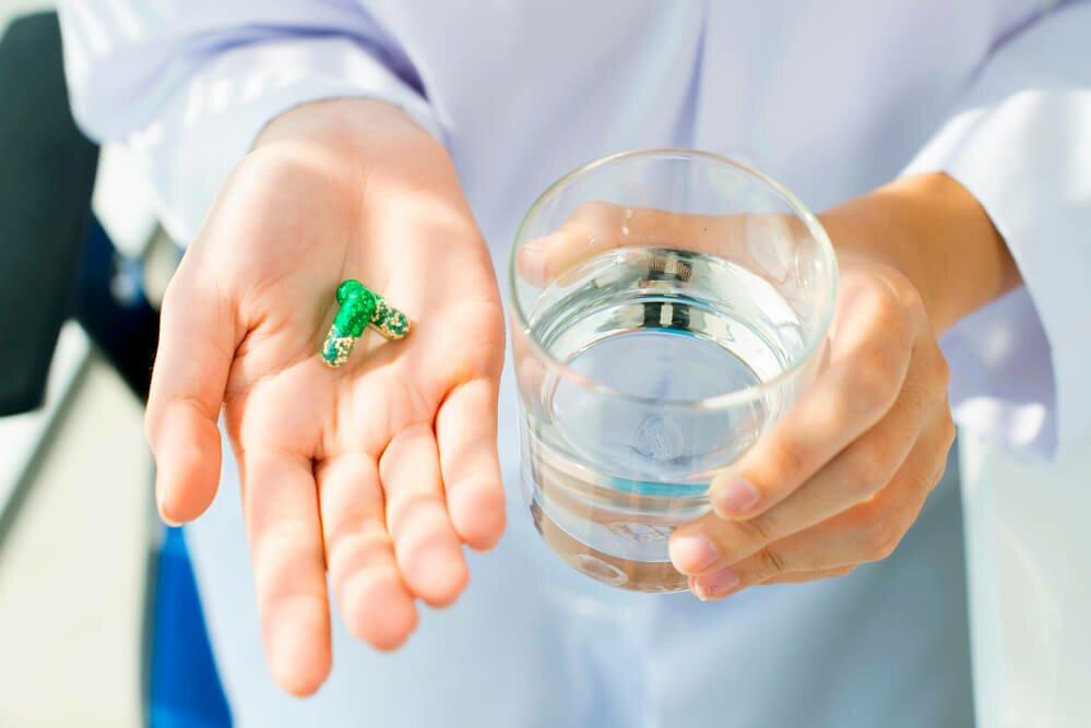 Антибактериальные средства при простатите
