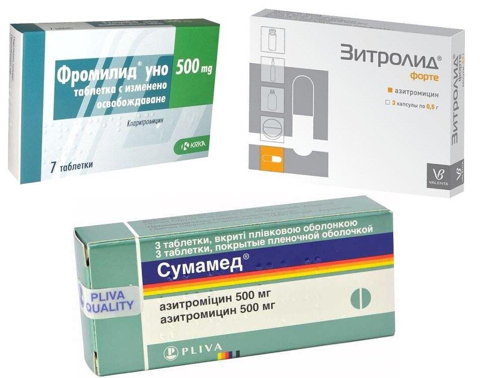 какие антибиотики применяются для лечения простатита