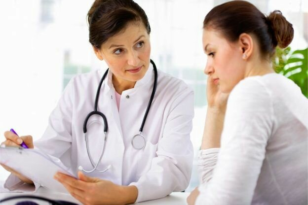 Женское воспаление простаты