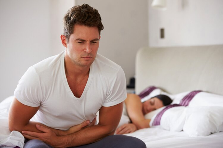 Как болит простата
