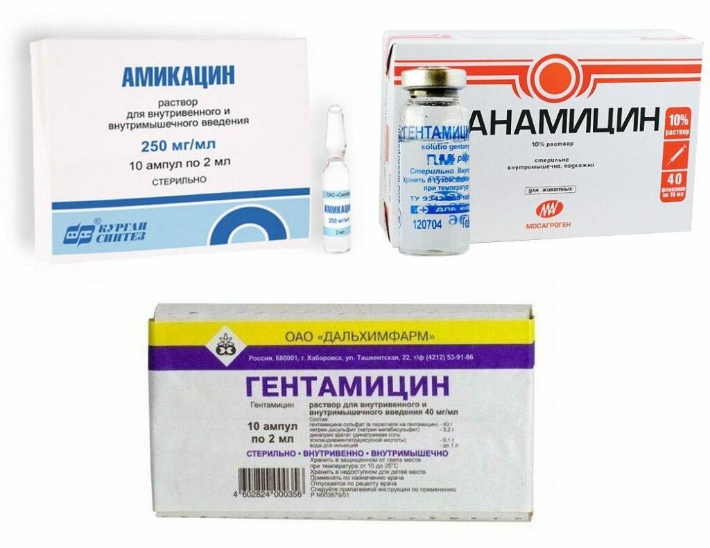 Какой хороший антибиотик при простатите хронический простатит рубцы