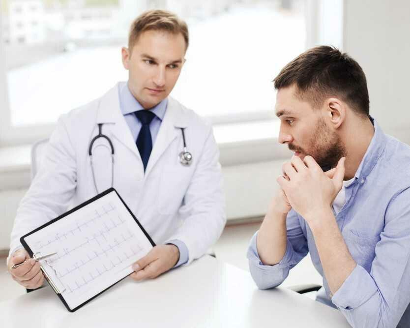 Лечение болезней простаты у мужчин