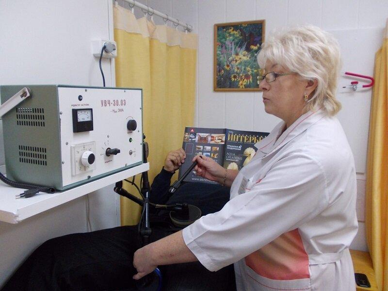 Лечение конгестивного простатита физиотерапией