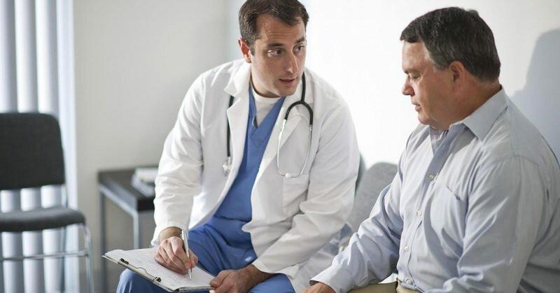 Признаки застойного простатита