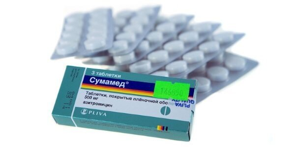 Как принимать таблетки Сумамед