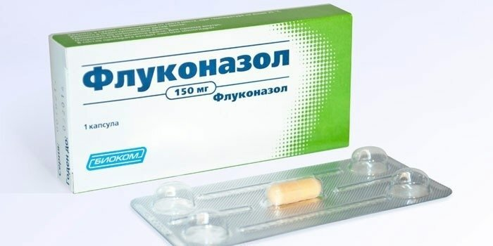 Капсулы Флуконазол