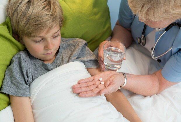 Ликопид 1 мг для детей