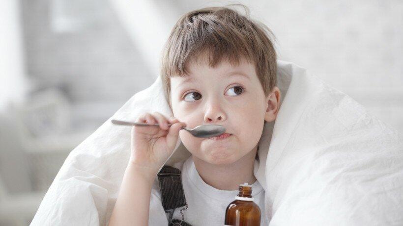 Сироп Супракс для детей