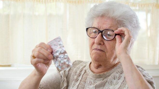 Цифран для пожилых людей