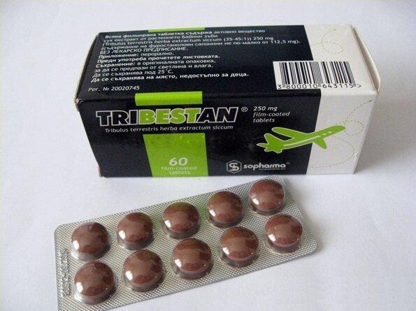 Таблетки Трибестан